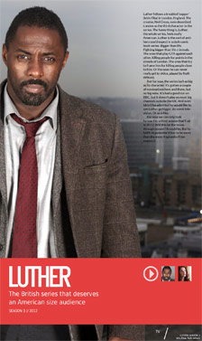 Luther Season 3: the British series that deserves an American size audience