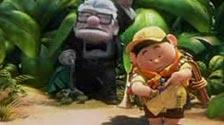 Up Adventures Pixar