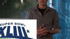 Super Bowl trailers intro
